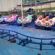 Mini Coaster Odong Odong EK Full Lampu Hias (29100028) di Kab. Karimun