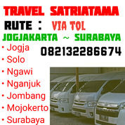 Travel JOGJAKARTA SURABAYA PP (29101877) di Kota Surabaya