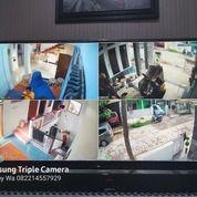 Paket CCTV ONLINE 4CH 2Mp FULL HD Garansi 1thn (29116378) di Kab. Subang