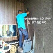 Jasa Tukang Pasang Wallpaper Wallsticker Lantai Vinyl (29120148) di Kota Jakarta Utara