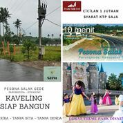 Kavling Tanah Murah KPR Syariah TANPA BANK Bonus IMB Dekat Stasiun Dan TOL Di Sukabumi GHAz_PSG5 (29120200) di Kab. Sukabumi