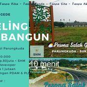 Kavling Tanah Murah KPR Syariah TANPA BANK Bonus IMB Dekat Stasiun Dan TOL Di Sukabumi GHAz_PSG6 (29120207) di Kab. Sukabumi
