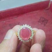 Cincin Emas Berlian+Batu (29121642) di Martapura