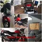 Motor Seken Terbaik Honda New Megapro FI 2014 (29121795) di Kota Tangerang Selatan