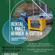 SEWA PAKET PROMO BAR BENDER & BAR CUTTER KENDAL (29124318) di Kab. Kendal