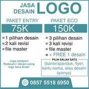 Jasa Desain Logo Mulai 75K (29124784) di Kota Surabaya