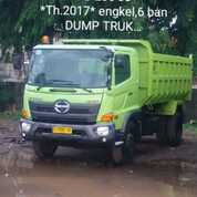 HINO Lohan 500. Th.2017. #DUMP #TRUK,Indeks 15 Kubik (29125352) di Kab. Bekasi