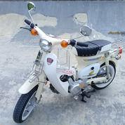 Honda C70 Murah - Honda C70 Cream - Pitung (29126967) di Kota Jakarta Selatan
