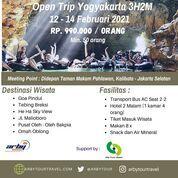 Open Trip Jogja Spesial Valentine 2021 (29128678) di Kota Jakarta Selatan