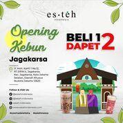 Esteh Indonesia OPENING JAGAKARSA BELI 1 DAPET 2 (29130305) di Kota Jakarta Timur