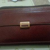 Dompet Preloved Merk Bonia (29133961) di Kota Semarang
