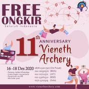 Special 11th Anniversary Vieneth Archery ada FREE ONGKIR SE-INDONESIA (29133964) di Kota Jakarta Selatan