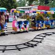 Kereta Lantai Odong Fibrplat Double Jok (29142740) di Kab. Malang