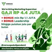Marketing Supervisor (29155603) di Kota Surabaya