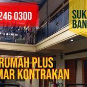 INVESTASI MENGUNTUNGKAN! Rumah Dan Kontrakan Di Sukaasih Bandung Timur (29161014) di Kota Bandung