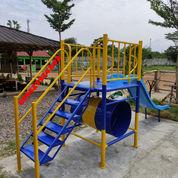 Playground Besi Terowongan Perosotan Fiber Mainan Tk Dan Taman (29161610) di Kota Bekasi