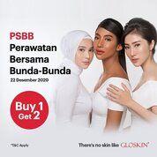 GLOSKIN Dapatkan promo menarik Buy 1 Get 2 untuk Perawatan:* (29163805) di Kota Jakarta Timur
