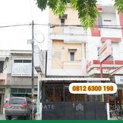 Ruko Murah Strategis Jl. Rakyat - Pasar 3 - Krakatau Medan (29181450) di Kota Medan