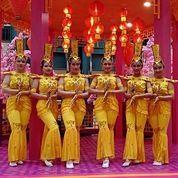 Tari Seribu Tangan Parmonas (29183757) di Kota Jakarta Barat