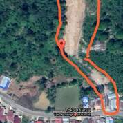 TANAH MENGANDUNG EMAS Sangat Strategis DI BENGKULU (29190847) di Kab. Lebong