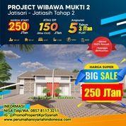 Rumah KPR Pribadi Murah Di Jatiasih 250 Juta D Ekat CIBUBUR Jakarta SHM IMB (29195484) di Kota Bekasi