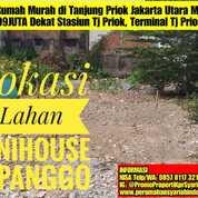Rumah Di Tanjung Priok Jakarta Utara Mulai 100juta Dekat Stasiun Terminal (29195550) di Kota Jakarta Utara