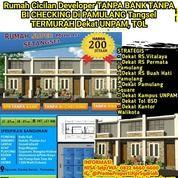 TANPA RIBA Rumah 200juta Di Pamulang TANGERANG Selatan SHM Dekat UNPAM (29195837) di Kab. Bekasi