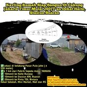 Investasi Kavling Rumah 260JT Di Jatinegara Jakarta Timur Dekat STASIUN Buaran (29195942) di Kota Jakarta Timur