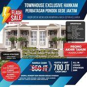 Rumah 2 Lantai SHM Sudah Pecah Unit Di JATIMURNI Dekat Pondok Gede Bekasi (29195991) di Kota Bekasi