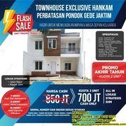 Rumah 2 LT Cuma 700 Juta Di Hankam Jatiwarna BEKASI (29199657) di Kota Bekasi