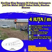 Investasi Kavling Rumah 260JT Di Jatinegara Jakarta Timur Dekat STASIUN Buaran (29199682) di Kota Jakarta Timur