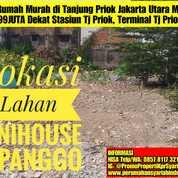Mulai 199JT Tanjung Priok Rumah Murah 1 Lantai 2 Lantai Dekat Stasiun Tj Priok (29199692) di Kota Jakarta Utara