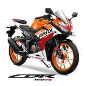 CBR150 ABS REPSOL (29201805) di Kota Makassar