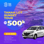 Paket Wisata Pura Tanah Lot Sunset Tour Murah (29202271) di Kab. Badung