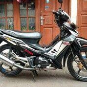 Supra X 125 2013 One Heart Gres ORI 100% (29206153) di Kota Jakarta Timur