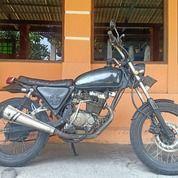 Motor Bekas - GL Pro Tahun 2002 - Mesin Masih Sehat, Kelistrikannya Masih Bagus (29207019) di Kota Yogyakarta