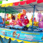 Odong Odong Kereta Panggung Fiber Ikan Nemo Full Virall (29210687) di Kab. Muna Barat