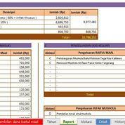 Jasa Pembuatan Laporan Dan Program Dengan MS Excel (29215181) di Kota Jakarta Barat