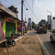 Tanah Bonus 3 Kios & 1 Rumah Di Pinggir Jalan Samping Polsek Petir (29219078) di Kab. Serang