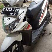 Motor Beat Tahun 2014 (29222825) di Kota Jakarta Pusat