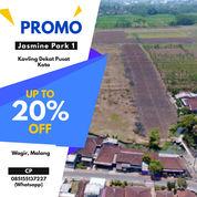Kavling Lokasi Strategis Diskon 20% (29227699) di Kota Malang