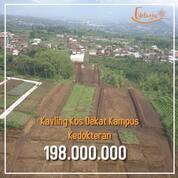 Tanah Kavling Peluang Usaha Kos Dekat UIN 3! (29232950) di Kota Malang