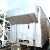 -10 MULUS+BanBARU,MURAH Fuso Tronton 6x2 Box Freezer Pendingin AC 2013 (29234436) di Kota Jakarta Utara