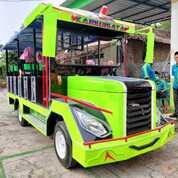 Buatan Pabrik Kereta Mini Wisata Pelengkap Usaha Sampingan Odong (29235930) di Kab. Banyuwangi