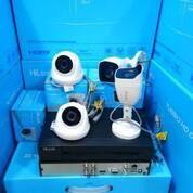 PAKET CCTV 4 CHANNEL HILOOK TURBO HD (29243753) di Kota Bandung