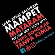 Saluran Air Tersumbat Mampet Di Mataram Lombok (29243770) di Kota Mataram