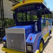 Kereta Mini Wisata Mobil Odong Odong Cv Ilham Mesin Ok Bisa Request Surat Lengkap (29250217) di Kab. Sukabumi
