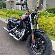 Motor Bekas + Harley Davidson + Sportster 48 Special 2018 Vivid Black + Murah, Keren, Mulus (29285899) di Kota Bandung