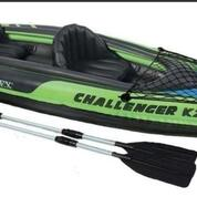 Perahu Karet Challenger K2 Two Person Kayak Set KODE 68306 INTEX (29288450) di Kota Jakarta Barat