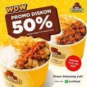 Ngedagging x @grabfoodid promo super spesial DISKON 50% dari 11-13 Januari 2021 (29292431) di Kota Jakarta Selatan